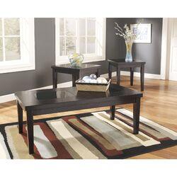 Denja 3 Piece Coffee Table Set