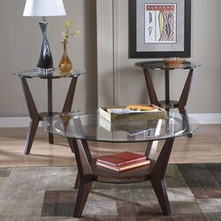 Ferretti 3 Piece Coffee Table Set
