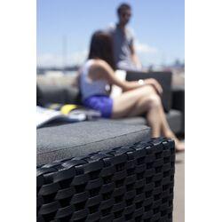Coast Teak Accent Chaise Sofa Cushion