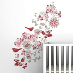 Mural Mysteries Wall Decal