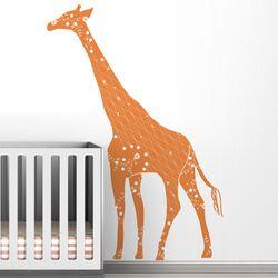 Black Label Cornet Giraffe Wall Decal