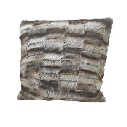 Seduction Wrapture Faux Fur Throw Pillow