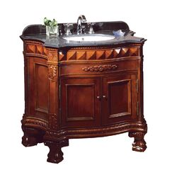 Buckingham 36'' Bathroom Vanity Ensemble