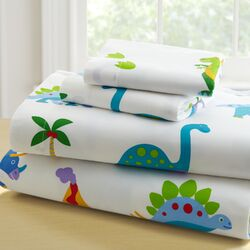 Olive Kids Dinosaur Land Sheet Set