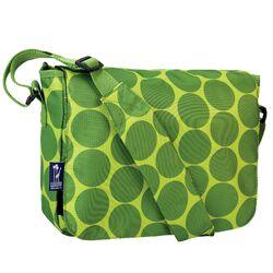 Ashley Big Dot Kickstart Messenger Bag