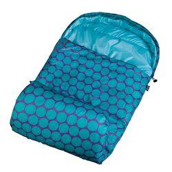 Ashley Big Dot Stay Warm Sleeping Bag