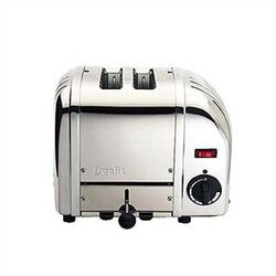 2 Slice Toaster (Chrome)