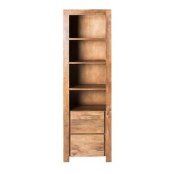 Milton 2 Drawer Cabinet with Shelves