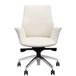 Parker Mid-Back Meah Office Chair with Arms