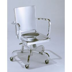Hudson Mid-Back Swivel Office Chair