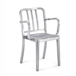 Heritage Stacking Dining Arm Chair