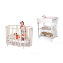 Sleepi Crib Set with Mattress