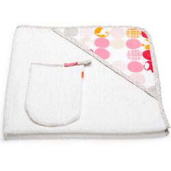 Care Hooded Towel