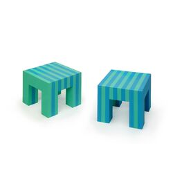 EVA Foam Kid's Stool (Set of 2)