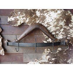 Iron Horse Coat Rack