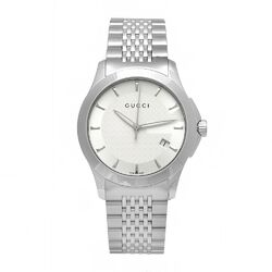 Women's Timeless Watch with Silver Dial