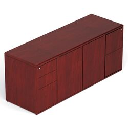 Margate Storage Credenza with Locking Pedestals