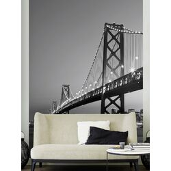 Ideal D�cor San Francisco Skyline Wall Mural