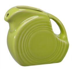 Lemongrass 5 Oz Mini Disc Pitcher
