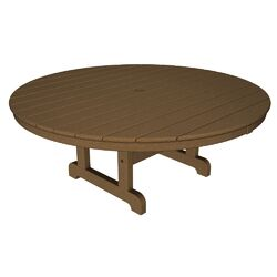 Round Conversation Coffee Table