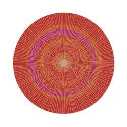 Eccentric Orange Area Rug
