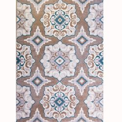 Tremont Taupe/Blue Area Rug