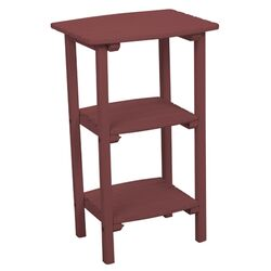 Cottage Classic Three Shelf Side Table