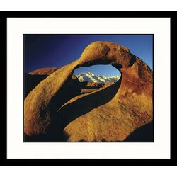 Landscapes 'Pine Peak, Sierra Range' by Adam Jones Framed Photographic Print