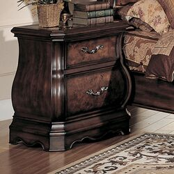 Shevon 2 Drawer Nightstand