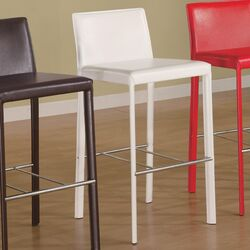 Avondale Barstool in White (Set of 2)