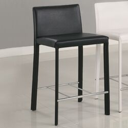 Avondale Barstool in Black (Set of 2)