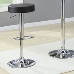 Groom Adjustable Height Bar Stool