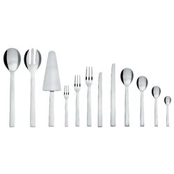 Alessi-Santiago Dessert Spoon in Mirror Polished by David Chipperfield