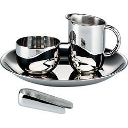 Bauhaus Coffee & Tea Set-Bauhaus 2 Piece Egg Cup