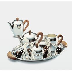 Bombe Coffee & Tea Set-Bombe Sugar Bowl
