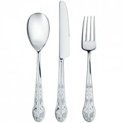 Alessi-Asta Barocca Tea Spoon (Set of 6)