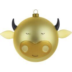 Bue Ornament