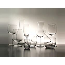 Mami Barware Collection by Stefano Giovannoni-Mami 2.1 oz.. Acquavit Glass