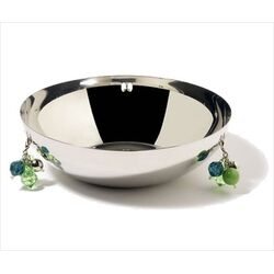 Ba-Rock Bowl with Charms by Marta Sansoni