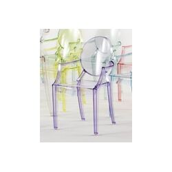 Lou Lou Ghost Chair (Set of 4)