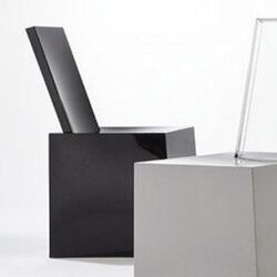 Miss Less Side Chair