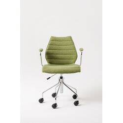 Maui Soft Armchair on Castors