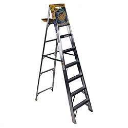 8' Aluminum Step Ladder