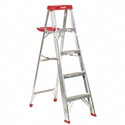 5' Aluminum Step Ladder