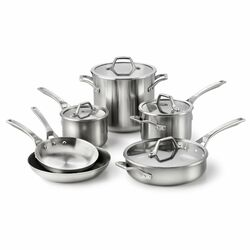AcCuCore 10-Piece Cookware Set