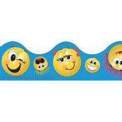 Emoticons Deco Trim (Set of 4)