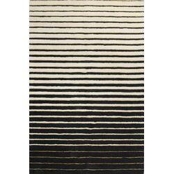 Ashland Ivory & Black Area Rug