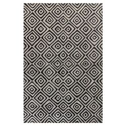 Ashland Black / Grey Area Rug