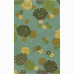 Emma At Home Designer Floral Rug