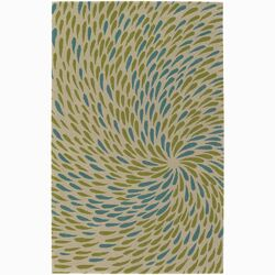 Emma At Home Designer Swivel Pattern Rug